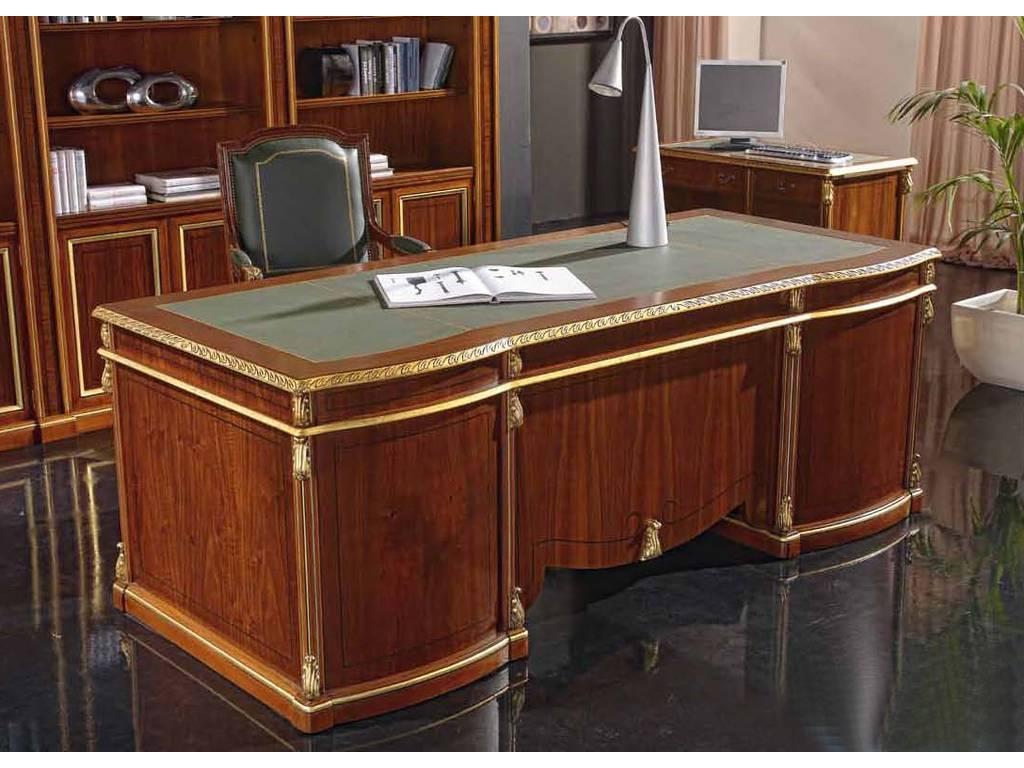Офисная мебель для руководителя и кабинеты для