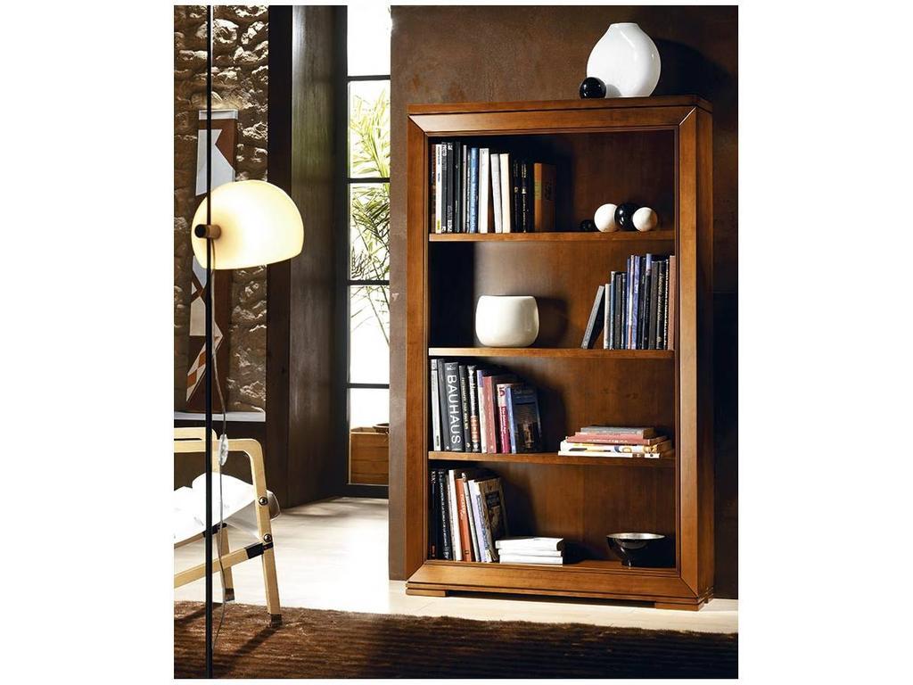 Шкаф книжный коричневый alcomobel 387/m , каталог корпусной .