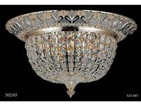 Catic Company: люстра потолочная 302/65 С (золото, серебро)