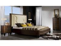 5210241 кровать двуспальная Lineas Taller: Elegance