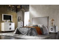 5210242 кровать двуспальная Lineas Taller: Elegance