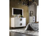 Lineas Taller комод  (белый) Elegance