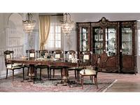 F.lli Pistolesi стол обеденный на 12 человек  (орех) Трезор