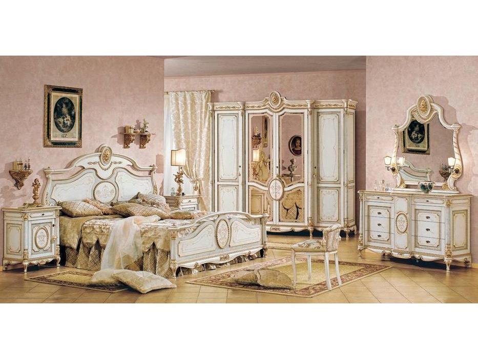F.lli Pistolesi спальня барокко  (laccato veneziano) Трезор
