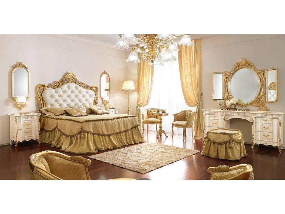 F.lli Pistolesi спальня барокко  (laccato veneziano) Барокко