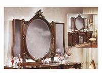 F.lli Pistolesi зеркало настенное к туалетному столу (орех) Барокко