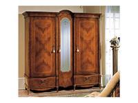 F.lli Pistolesi шкаф 3-х дверный  (орех) Изабель