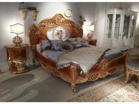 5210392 кровать двуспальная F.lli Pistolesi: Regina