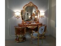 F.lli Pistolesi зеркало настенное для стола туалетного (орех) Regina