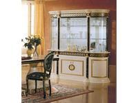 5102484 витрина 4-х дверная Mobis: Royale