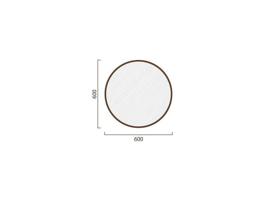 Оримэкс столик приставной Лацио (дуб)
