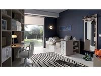 5117063 детская комната современный стиль Lineas taller: Teen Space