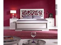 Monrabal Chirivella кровать 160х200 (белый) Mar