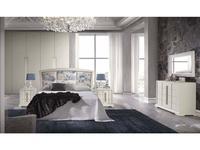 Monrabal Chirivella спальня классика  (белый) Olivia