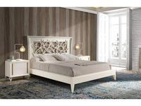 Monrabal Chirivella кровать двуспальная 160х200 (дуб, лино) Nicol
