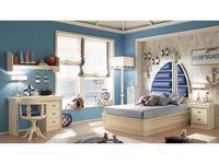 5205758 кровать детская Caroti: Capitano