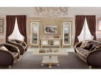 Arredo Classic гостиная классика комната 2 (слоновая кость) Либерти