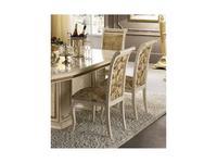 Arredo Classic стул  (слоновая кость, ткань) Leonardo