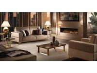 Arredo Classic гостиная классика 2 (венге, коричневый, золото) Essenza