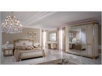 Arredo Classic кровать двуспальная 160х190 /200 (слоновая кость) Либерти