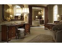 Arredo Classic стол туалетный  (тёмный орех) Donatello