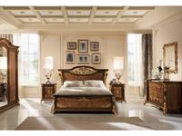 Arredo Classic спальня классика  (орех, золото) Sinfonia