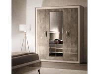 Arredo Classic шкаф 4 дверный  (вяз светлый) Ambra