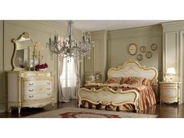 Мебель для спальни фабрики Alberto и Mario Ghezzani на заказ