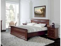 Liberty кровать 180х200 (вишня) Флоренция