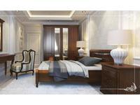 Liberty кровать двуспальная 160х200 без изножья (вишня) Флоренция