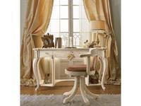 Valderamobili стол письменный  (белый лак) Principe