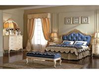 Valderamobili спальня барокко  ) (белый лак, золото) Principe
