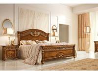5107373 кровать двуспальная Valderamobili: Luigi XVI