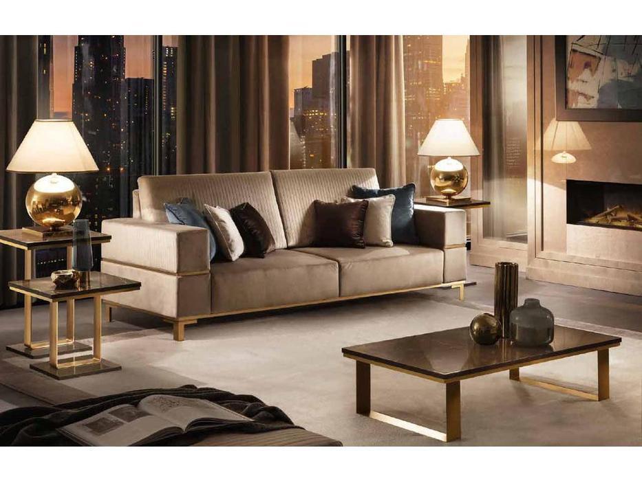 Arredo Classic диван 3 местный ткань cat.Special (бежевый) Essenza