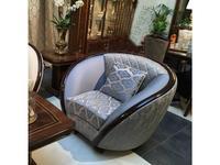 Arredo Classic кресло кат В с простежкой (ткань) Modigliani