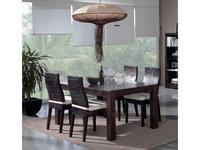 Joenfa стол обеденный  (crush bamboo) Africa