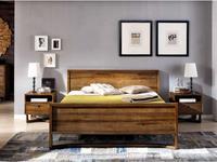 Joenfa кровать двуспальная 160х200 (teak) Calvin