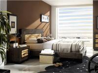 Joenfa кровать двуспальная 180х200 (bamboo rumba) Rumba