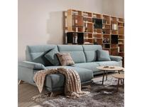 Frajumar диван угловой Cosy OP.1 (серый) Belta