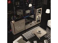La Ebanisteria мебель для домашнего кинотеатра Pts. 5384 (капучино) Quantum
