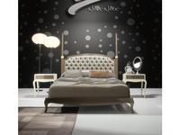 5107662 кровать двуспальная La Ebanisteria: Amura
