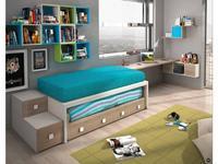5220378 детская комната современный стиль Joype: Diez