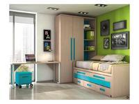 5220386 детская комната современный стиль Joype: Diez