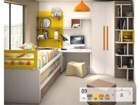 5220405 детская комната современный стиль Joype: Diez