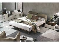5224313 кровать двуспальная Tomasella: Piuma