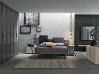 5224410 кровать двуспальная Tomasella: Skyline