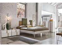 5224412 кровать двуспальная Tomasella: Skyline