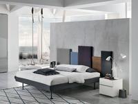 5224413 кровать двуспальная Tomasella: Skyline
