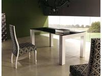 Anzadi стол обеденный раскладной (белый) Tamis