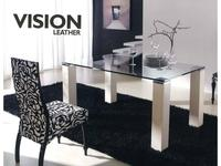 5108487 стол обеденный Anzadi: Vision leather